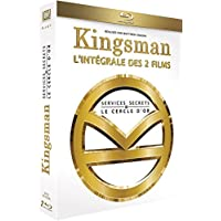 Kingsman : Services Secrets + Kingsman : Le Cercle d'Or