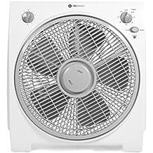 Tecvance Box - Ventilator / Windemaschine mit 4-Stufen und Timer, GS-geprüft