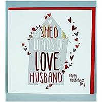 marito giorno di San Valentino Cards by Molly mae (ST02)
