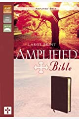 Amplified Bible Leather Bound