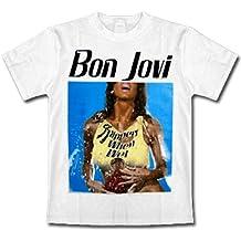 Bon Jovi * Slippery When Wet * Shirt * XL *