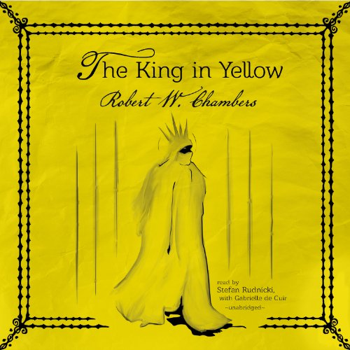 The King in Yellow  Audiolibri