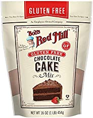 Bobs Red Mill Gluten Free Chocolate Cake Mix , 16 Oz