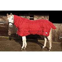 Rhinegold 300gsm Winter Fixed Neck Horse Stable Quilt Rug