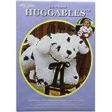 M C G Textiles Huggables Puppy Stofftier Knüpfset