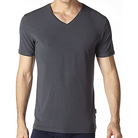 Lapasa T-Shirt Pack da 2 MicroModal Regular Fit Scollo V