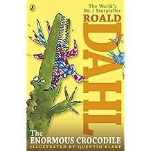 The Enormous Crocodile (Dahl Fiction)