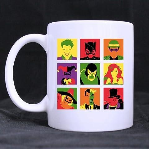Superhero Boss-Tazza da caffè, motivo: tazze da tè, 28 cl