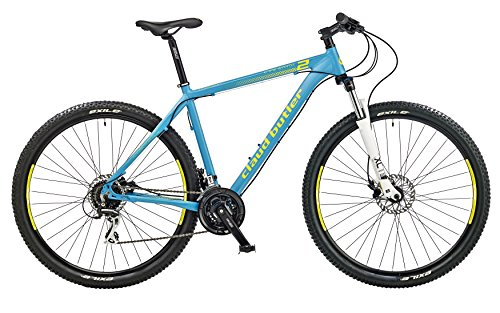 Claud Butler Cape Wrath 2 17 Inch Blue Performance MTB Bike