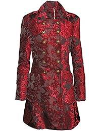 Vive Maria Amadeus Coat Girl-Mantel rot