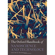 Oxford Handbook of Nanoscience and Technology: Volume 2: Materials: Structures, Properties and Characterization Techniques (Oxford Handbooks)