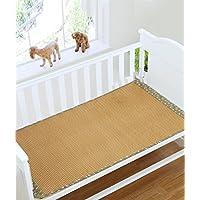 Bett-Matte Doppelseitiges Dienstprogramm - natürliche Bambus- und Rattanfaltmatratze - preisvergleich
