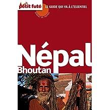 Népal Bhoutan 2014 Carnet Petit Futé