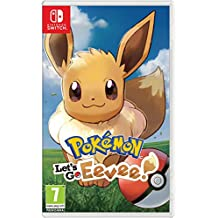 Pokemon: Let's Go! Eevee! (Nintendo Switch)