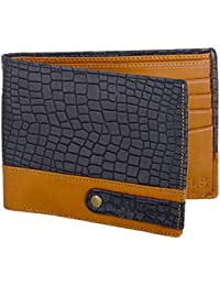 Laurels Ranger Black Color Men's Wallet (Lw-Rgr-0206)