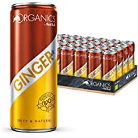 Organics By Red Bull Ginger Ale - 24 de 250 ml (Total: 6000 ml.)