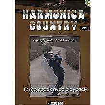 Harmonica Country Volume 1