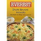 Everest Masala, Shahi Biryani, 50g Carton