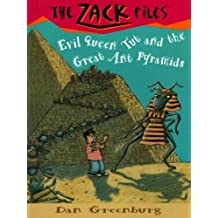 Zack Files 16: Evil Queen Tut and the Great Ant Pyramids (The Zack Files)