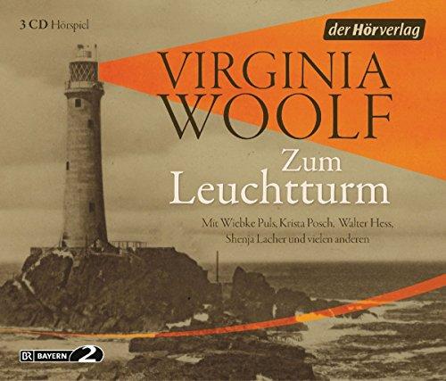 Zum Leuchtturm (Virginia Woolf) BR 2016 / hörverlag 2017
