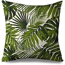 Amazon.es: Cojin palmeras