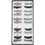 Beauties Factory 10 Pairs Mixed Styles False Eyelashes Fake Makeup Lash