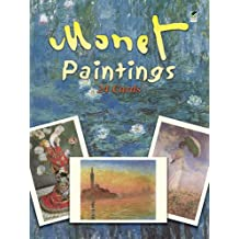 Monet Paintings: 24 Cards (Dover Postcards)