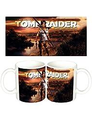 Tomb Raider Lara Croft E Tasse Mug