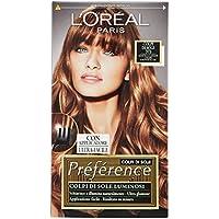 L'Oréal Paris Préférence Colpi di Sole Capelli Luminosi e Glamour, 3 Castane Chiare e Bionde Scure