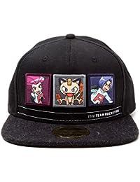 Pokemon Snapback Kappe Team Rocket [Andere Plattform]