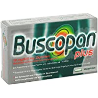 BUSCOPAN plus Suppositorien 10 St Suppositorien preisvergleich bei billige-tabletten.eu