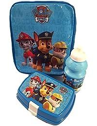 Infantil 3D Disney Marvel Fiambrera Juego Botella & fiambrera Picnic Colegio Guardería juego