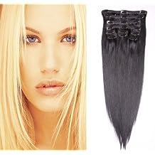 50,8 cm diseño de mujer con pelo juego de abrazaderas de en el centro Remy de Da Vinci juego de pinceles de fibra extensión de mesa-fotos de 20 unidades de ...