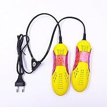 JZK® Desinfectante eléctrico seguro Zapato de arranque guante calcetín Secador térmico secador Calentador Inserto de secado Para botas zapatos calcetines guantes