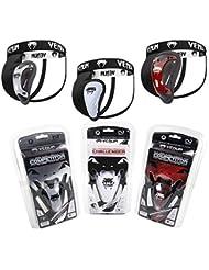 Venum cup coquille supporter - 3 modèles-bracelet gratuite pour chaque commande groin-guard, coquille les sports de combat s.b.j-sportland coquille anatomique pour homme