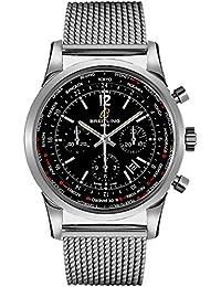 Breitling Transocean Reloj de hombre automático 46mm AB0510U6/BC26SS
