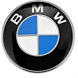 DJR PRIME Replacement Car Emblem Rear/Trunk Car Logo Replacement for BMW 3 Series (Size / 74mm)