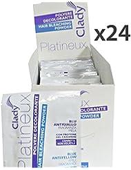 Set 24 CLADY Decolorante busta monodose - Tintes para el cabello