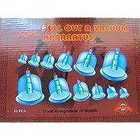Massage-Saugnäpfe, chinesische Massage, 12 Stück preisvergleich bei billige-tabletten.eu