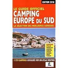Le Guide officiel Camping Europe du Sud 2016
