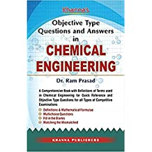 Gate Chemical Engineering Books Pdf