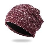 togel Strickmütze Männer Frauen Baggy Warm Crochet Winter Wolle Stricken Ski Beanie Skull Slouchy Caps Hut Hanf Ohrschutz Lässige Klassische Mode Winter Hut im Freien Wollmütze