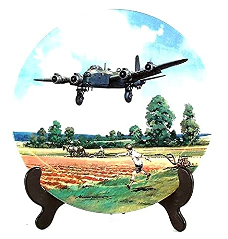Royal Doulton Stirling Home Run Heroes of the Sky plate CP672 by Bradex
