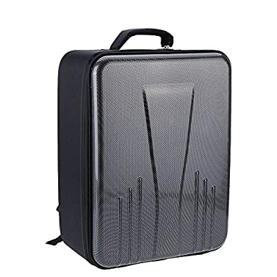GoolRC Universal Luxury Waterproof Nylon Outdoor Portable Quadcopter Shoulder Backpack Bag Carry Case for DJI Phantom 3 Quadcopter CX-20 Quadcopter from GoolRC