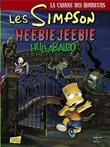 Les Simpson - La cabane des horreurs, Tome 3 :