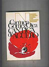 Cantiga de aguero par  Carmen Gomez Ojea