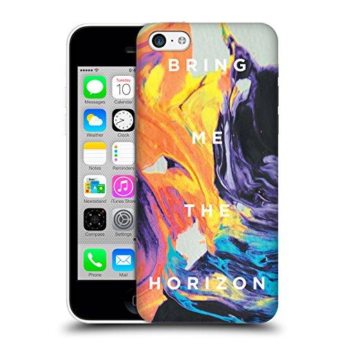 Offizielle Bring Me The Horizon Regenschirm Kunst Ruckseite Hülle für Apple iPhone 6 / 6s Geist