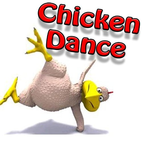 chicken dance party by chicken dance party dj s on amazon store clip art png story clipart