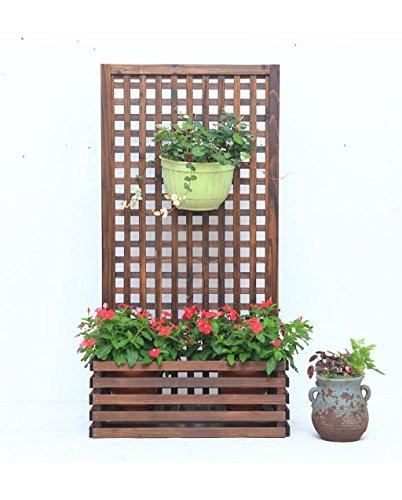 scaffale-fioriera-flower-pot-mensola-carbonizzato-di-legno-conservante-del-legno-fiore-ripiano-in-le