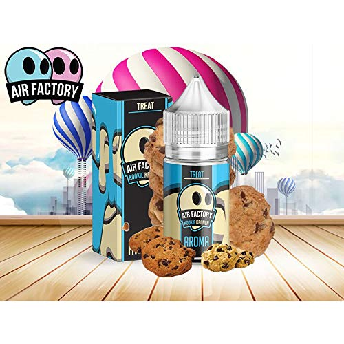 Kookie Krunch Treat Serie 30ml Aroma by Air Factory Nikotinfrei